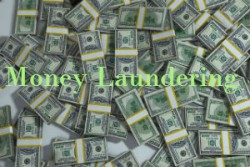 Money Laundering is the same thing as tax evasion according to the IRS
