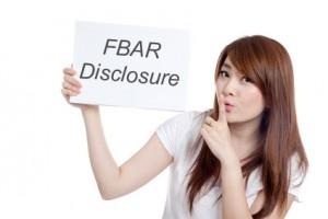 fbar quiet disclosure