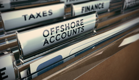 Tax Evasion, Offshore Account filing taxes with the IRS