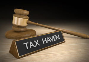 FBAR reporting of illegal tax havens for hiding money and avoiding income taxes,