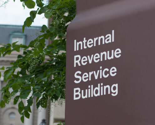 irs appeals are made at their headquarters. The Internal Revenue Service in washington d.c.